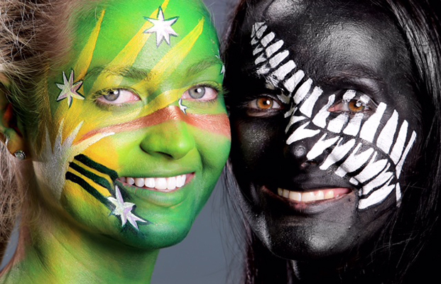 Australia-Vs-New-Zealand-Cricket-World-Cup-Gold-Coast-Brisbane