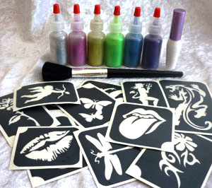 adults_glitter_tattoo_kit_childrens_parties_gold_coast_brisbane_tweed_queensland_australia
