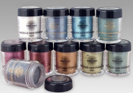 mehron_gem_powders_body_painting_glamour_makeup_gold_coast_brisbane_queensland_australia