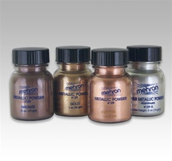 mehron_metallic_powders_face_painting_body_art_glamour_makeup_gold_coast_brisbane_queensland_australia