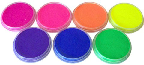 Neonfacepaint Body Paint and Face Painting Products - Australia