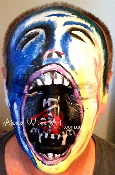 pink-Floyd-the-wall-face-painting