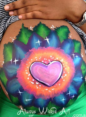 Belly_Painting_Pregnancy_Belly_Art