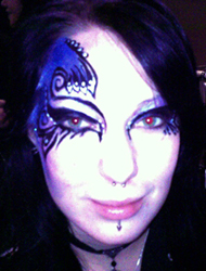 masquerade_glamour_zombie_UV_face_painting_body_art_night_clubs_teenage_adult_parties_gold_coast_brisbane_tweed