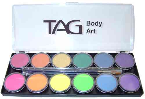 TAG Quality Face & Body Paints Gold Coast, Brisbane, Tweed Heads and Tweed Coast