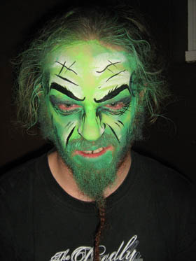Always Wicked Teenage and Adult Face Painting Parties Gold Coast Brisbane Tweed Heads Tweed Coast