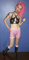 BodyPaintingPacificPunkGoldCoastBrisbaneTweed